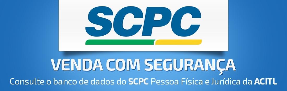 Venda com Segurança - SCPC